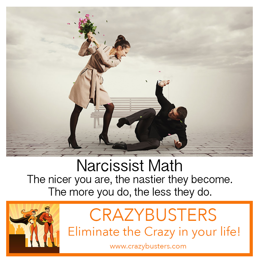 narcissistic peronsality disorder Archives - CrazyBusters